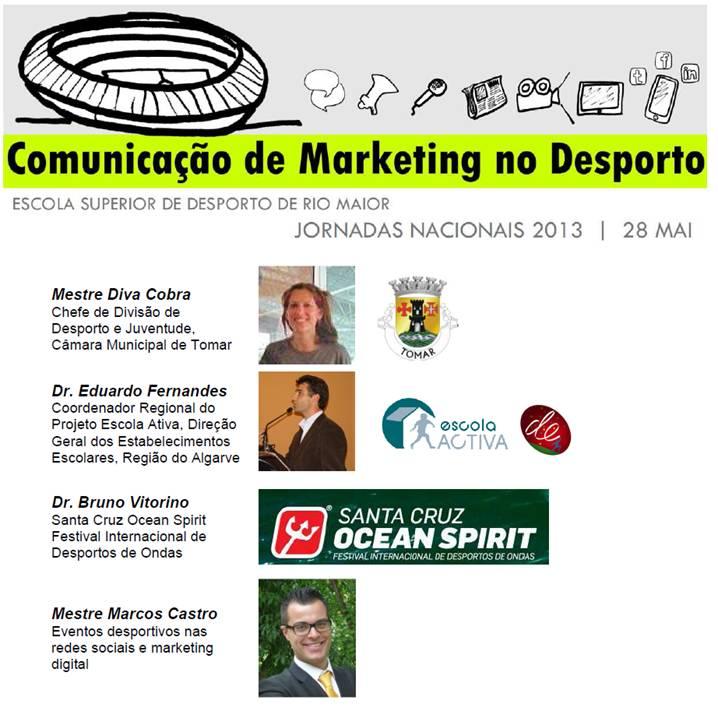 Cartaz ESDRM 28 Maio 2013 Marcos Castro