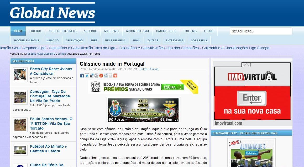 globalnews 8 maio 2013 marcos castro
