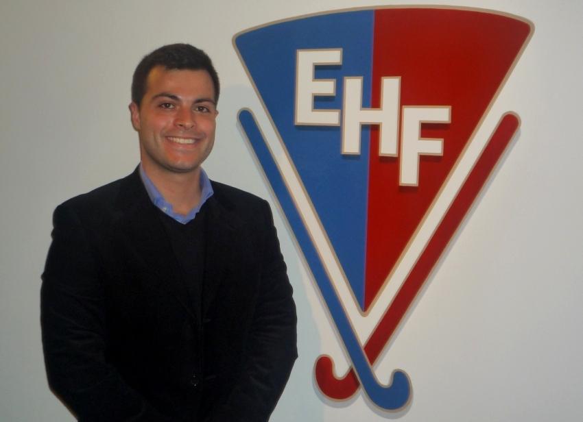 Marcos Castro EHF AG Agosto 2013