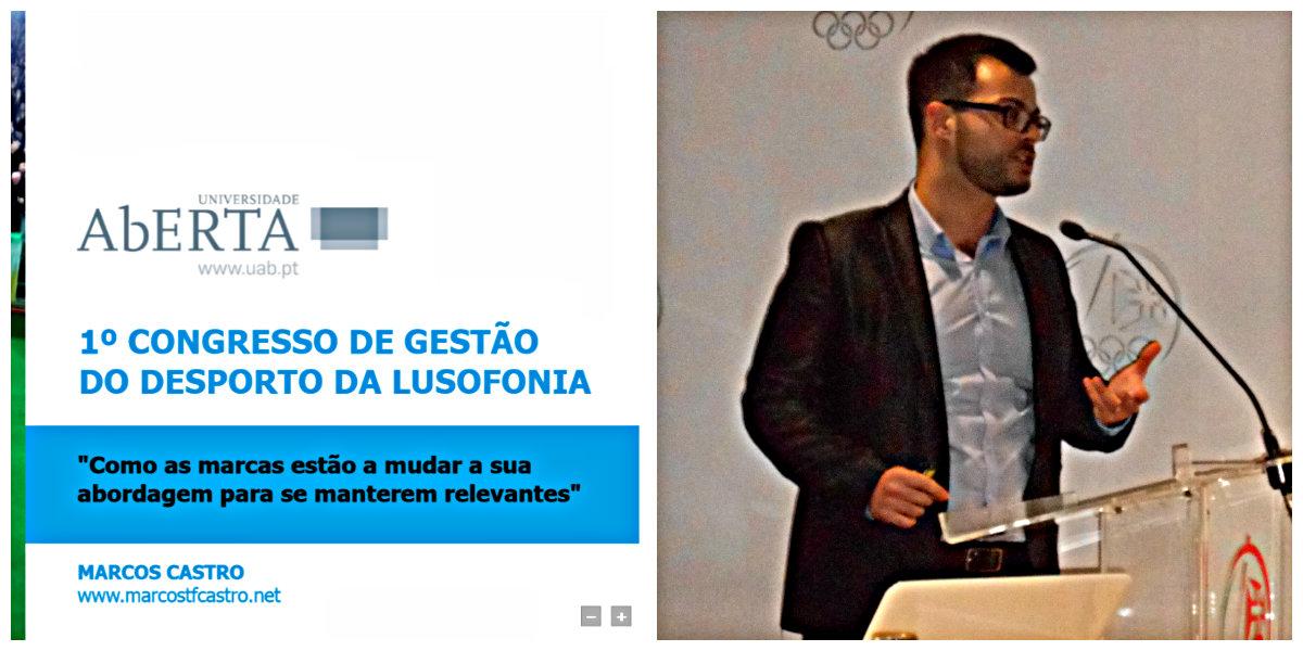 congresso gestão do desporto