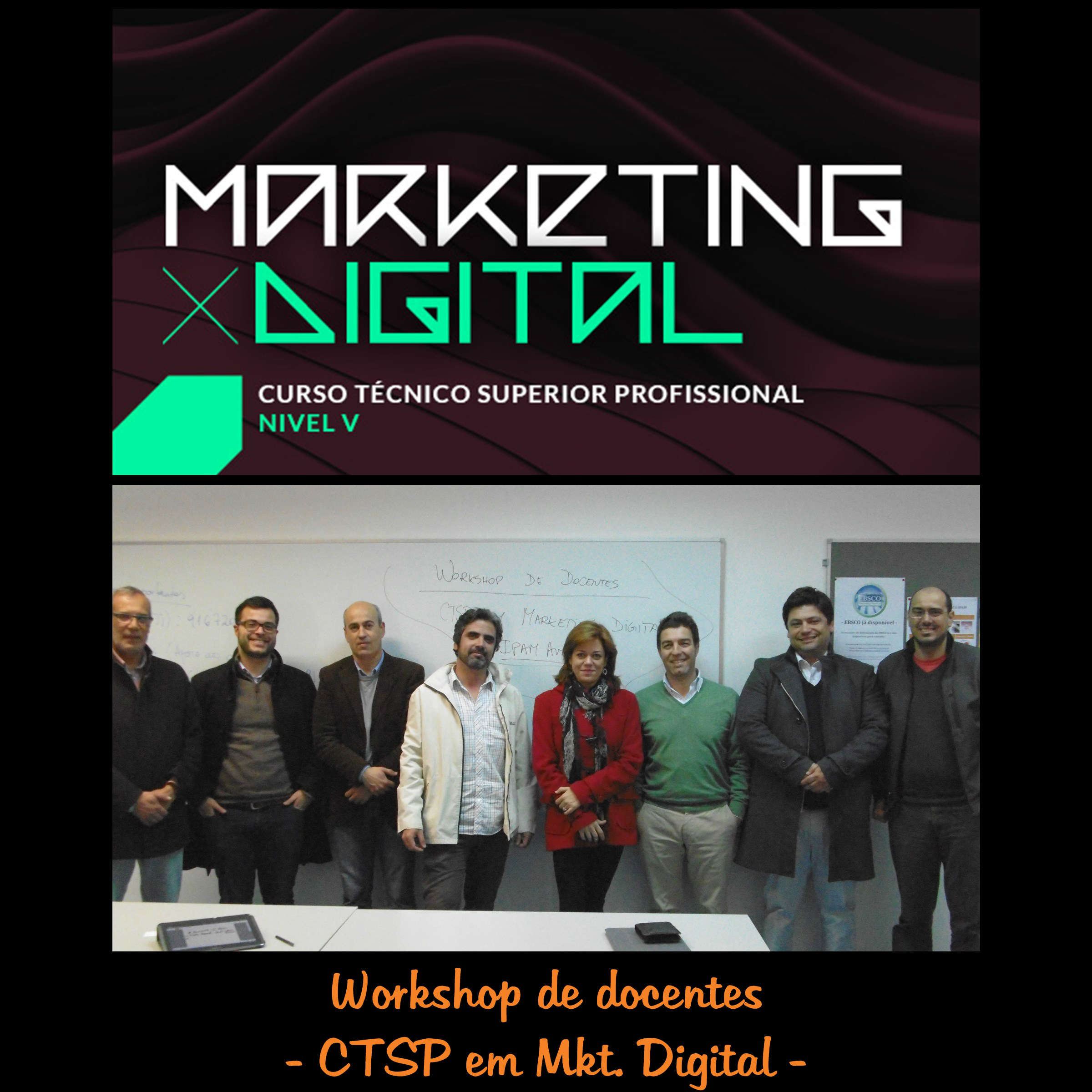 Marketing digital IPAM Aveiro Plano