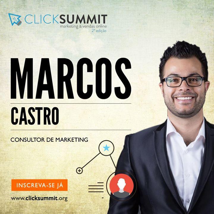 Click Summit Marcos Castro