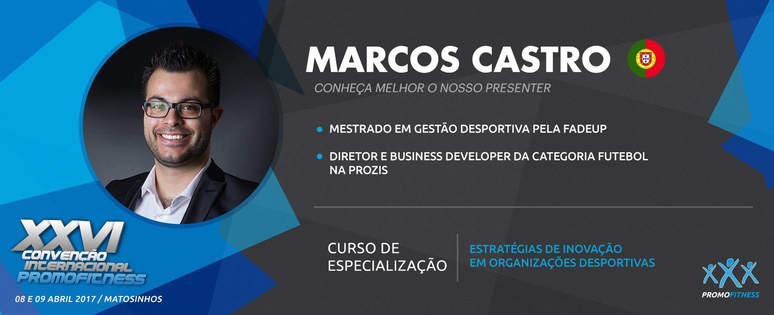 Promofitness Marcos Castro 2017