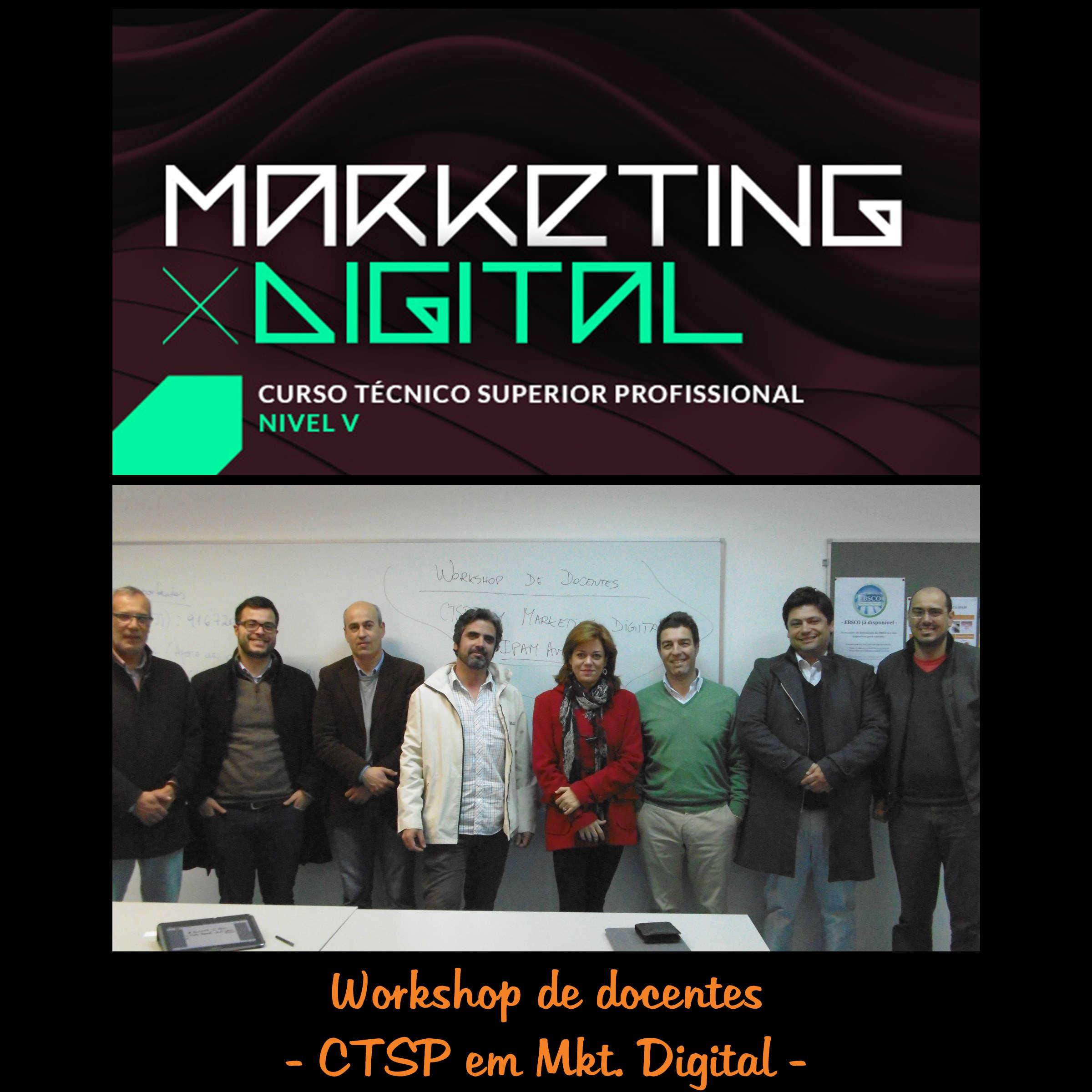 Marketing digital IPAM Aveiro Plano